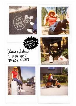 kaisa leka : I'm not these feet
