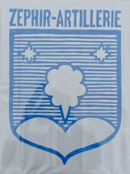 Poster ZÉPHIR-ARTILLERIE