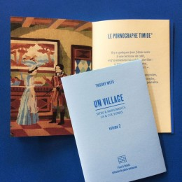 Thierry Weyd : UN VILLAGE, sites & monuments, us & coutumes (vol. 2)