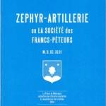 Zéphyr-Artillerie ou La Société des Francs-Péteurs
